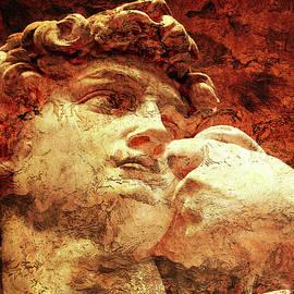 DAVID by Michelangelo by J  - O   N    E