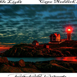 Rick Blood - Dawn On The Rocks