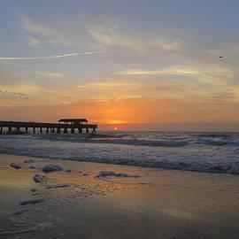 Dawn on Tybee  by Ethan Johnson