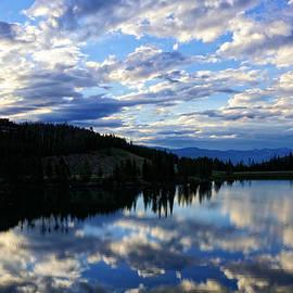 John Trommer - Dawn over Big Sky