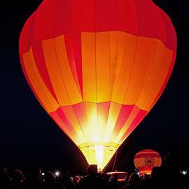 Jim Chamberlain - Dawn Patrol Balloon Fiesta