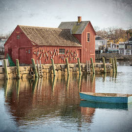 Day Breaks in Rockport - #1 by Stephen Stookey