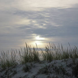 Day Fades Behind The Dunes