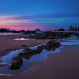 Andrew Soundarajan - Daybreak over Seal Rock