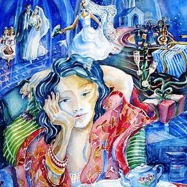 Daydreaming Bride by Trudi Doyle