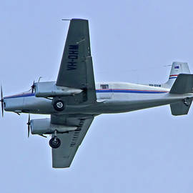 Miroslava Jurcik - De Havilland DHA-3 Drover VH-DHM