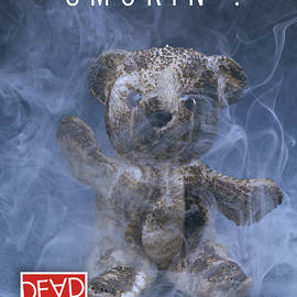 Dead Ted Smokin by Tim Nyberg