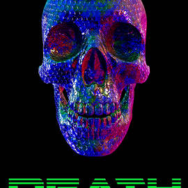 Death Skull - Bubblewrap by Bert Ernie