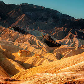 Death Valley Formations - Andrew Soundarajan