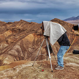 Death Valley Photographers by Jim Dollar