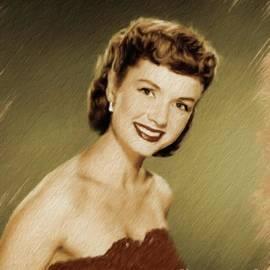 Debbie Reynolds, Vintage Actress - Mary Bassett