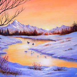 December Shimmer by Chris Steele