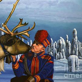 Paul Meijering - Deer Friends Of Finland