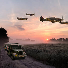 Mark Donoghue - Defence Of The Realm