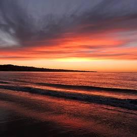 Connor Beekman - Del Monte Beach Sunset