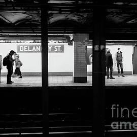 Thomas Marchessault - Delancy Street Metro