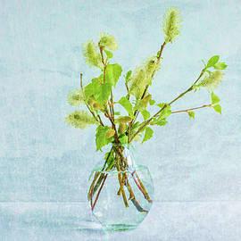 Marfffa Art - Delicate Spring Bouquet