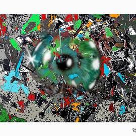 Delirium II by Ricardo Mester
