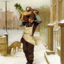 John George Brown - Delivery Boy