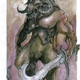 Bartek Blaszczec - Demon