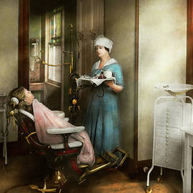 Mike Savad - Dentist - Patients is a virtue 1920