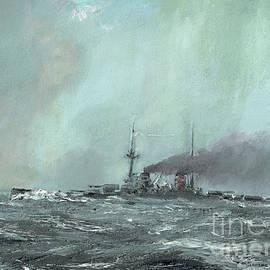Derfflinger 1916 - Vincent Alexander Booth