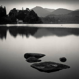 Derwent Water by Dave Bowman