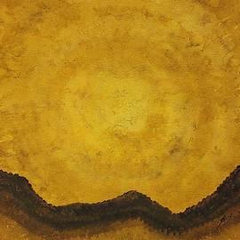 Sol Luckman - Desert Daybreak original painting
