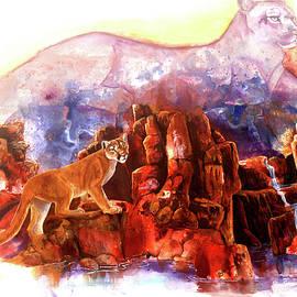 Desert Ghost by Sherry Shipley