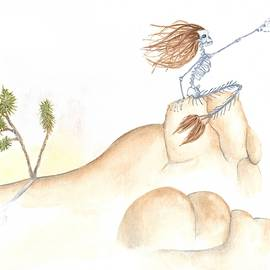 Katrina Ryan - Desert Mermaid