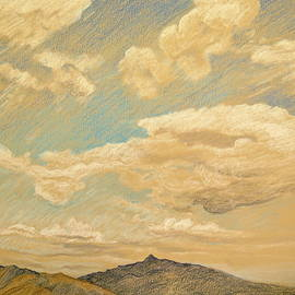 Desert Sky by Bonnie See