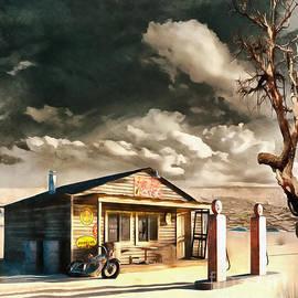 Desert Soil  by L Wright