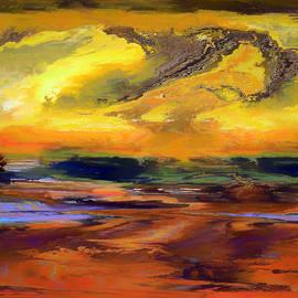 Ronald Bolokofsky - Desert Sunrise I