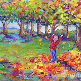 Peggy Johnson - Hurrah for Fall By Peggy Johnson
