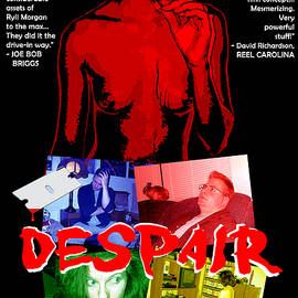 Despair Poster by Mark Baranowski