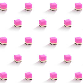 Dessert Cubes Pattern - Allan Swart