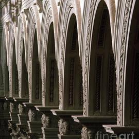 Detail from the nave, Basilica di San Lorenzo, Florence - Italian School