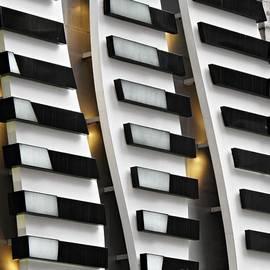 Sarah Loft - Detail on 42nd Street Vertical