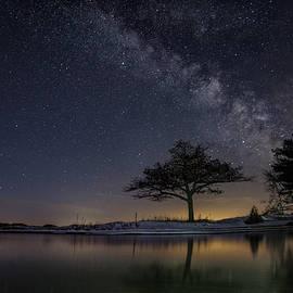 Ron Wiltse - Detroit Point Milky Way
