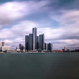 Frani Smith - Detroit Skyline