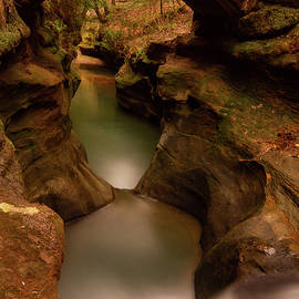 Dan Sproul - Devils Bathtub Hocking Hills