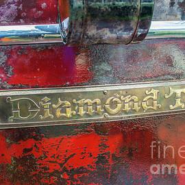 Diamond T by Tony Baca
