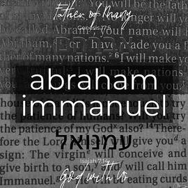 Diction - Father of Many, God with Us by Abraham Immanuel