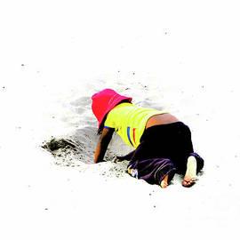 Al Bourassa - Digging For Treasure In Salinas