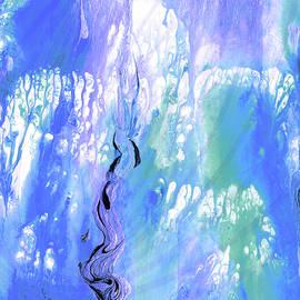 Strength - Original Acrylic Painting by Rula Bashi