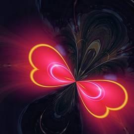 Jeff Swan - Digital butterfly