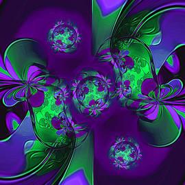 Maria Coulson - Digital Flowers