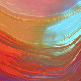 Matt Lindley - Digital Watercolor Abstract 031417