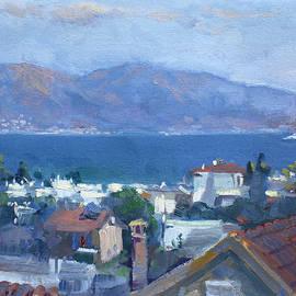 Dilesi by Aegean Sea Greece - Ylli Haruni