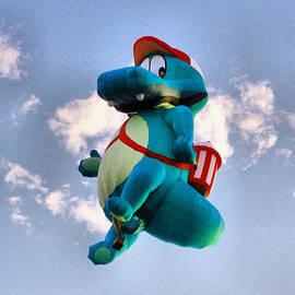 Jeff Swan - Dinosaur Balloon